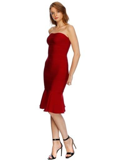 Lydc Elbise Kırmızı